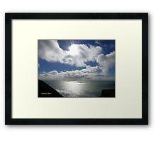 San Francisco Sunset 1510 Framed Print