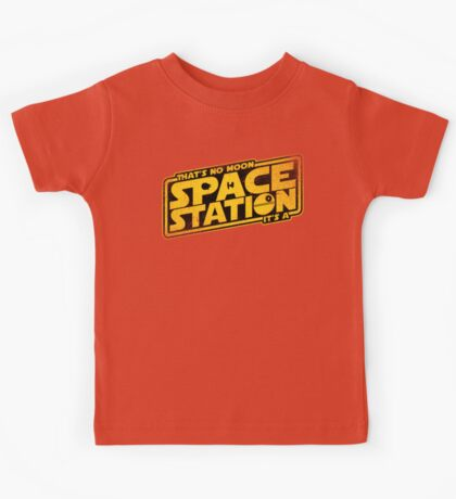It's a Space Station Kids Tee