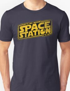 It's a Space Station T-Shirt