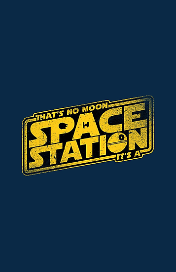 It's a Space Station by R-evolution GFX