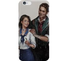 Bioshock Infinite Vigor Poster iPhone Case/Skin