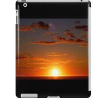 San Francisco Sunset 1511 iPad Case/Skin