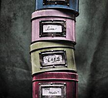 Organization Is Key by Caryn Drexl