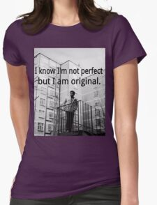 Childish Gambino- Difference Womens Fitted T-Shirt