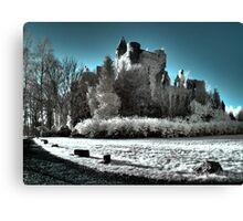 Buchanan Castle Canvas Print