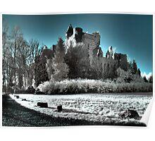 Buchanan Castle Poster