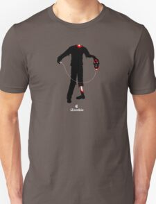 iZombie - Red Unisex T-Shirt