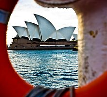 Round and round the opera house by David Petranker