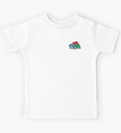 Super Turtlecat Kids Tee