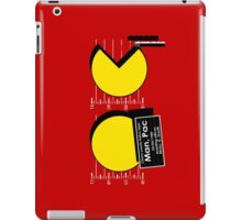 Pac Man Busted! iPad Case/Skin