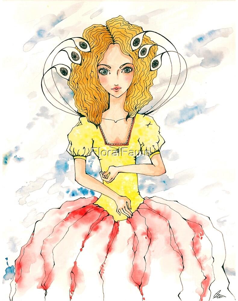 Insomniac Lullaby  by FloralFawn