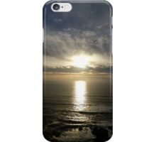 San Francisco Sunset 1521 iPhone Case/Skin