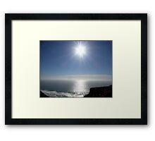 San Francisco Sunset 1523 Framed Print
