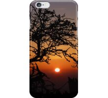 San Francisco Sunset 1524 iPhone Case/Skin