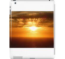 San Francisco Sunset 1527 iPad Case/Skin
