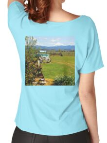 A place with a view Women's Relaxed Fit T-Shirt