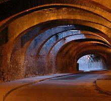 Subterranea  - 2 by Ricardo Aguilar