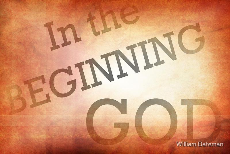 In the Beginning by William Bateman