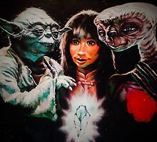 Dark Crystal of the Force by James  Arndt
