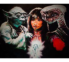 Dark Crystal of the Force Photographic Print