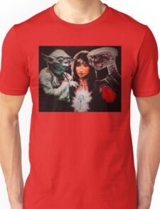 Dark Crystal of the Force Unisex T-Shirt