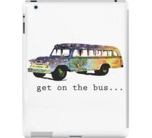 Hippie Bus iPad Case/Skin