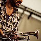 Harry's Trumpet by Ben Rae