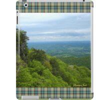 Powell Valley from Pinnacle Overlook iPad Case/Skin