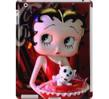 Betty & Bimbo iPad Case/Skin