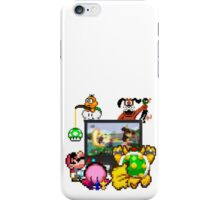 Smash Party iPhone Case/Skin