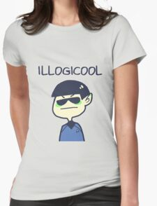illogicool Womens Fitted T-Shirt