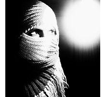 a blindingly bright idea Photographic Print