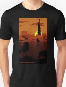 ...and the Gunslinger followed T-Shirt