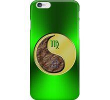 Virgo & Ox Yin Metal iPhone Case/Skin