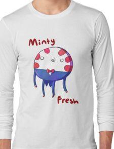Peppermint butler minty fresh Long Sleeve T-Shirt