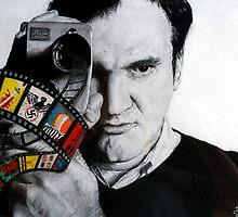 Tarantino by cenoskinz
