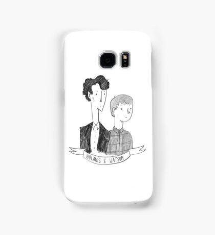 Holmes and Watson Samsung Galaxy Case/Skin