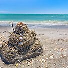 Sandcastle Beach by Kenneth Keifer