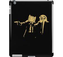 Adventure Time Pulp Fiction iPad Case/Skin