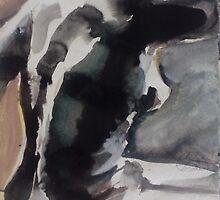 NUDE STUDY(C1994) by Paul Romanowski