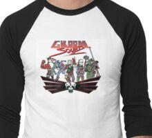 Groom Squad Men's Baseball ¾ T-Shirt