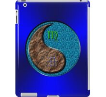 Virgo & Ox Yin Water iPad Case/Skin