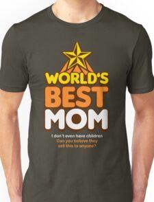 World's Greatest Mom Unisex T-Shirt
