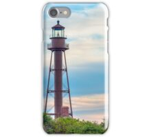 Lighthouse on Sanibel Island iPhone Case/Skin
