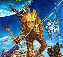 I am Groot by cenoskinz