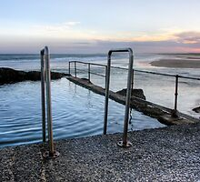 Sawtell Pool by Christopher Meder