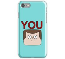 A Jeff is You iPhone Case/Skin