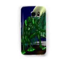 Swamp Monster Samsung Galaxy Case/Skin