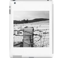 Snow 5 iPad Case/Skin