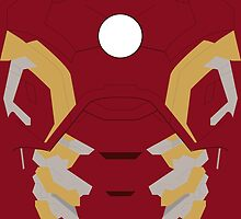 Iron Man Mk. 43 (Age of Ultron) by LinearStudios